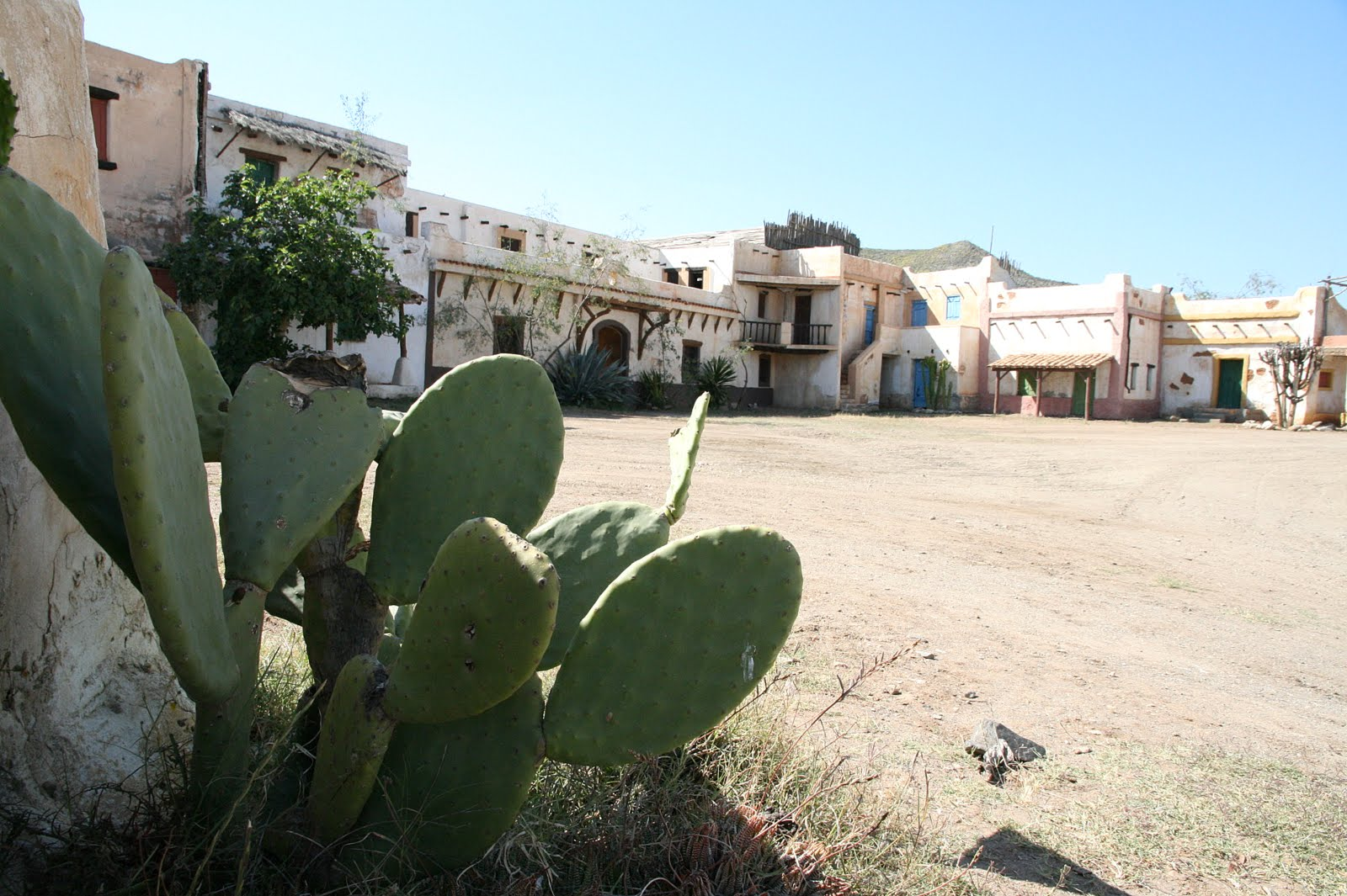 Mexican movie set in southern Spain.